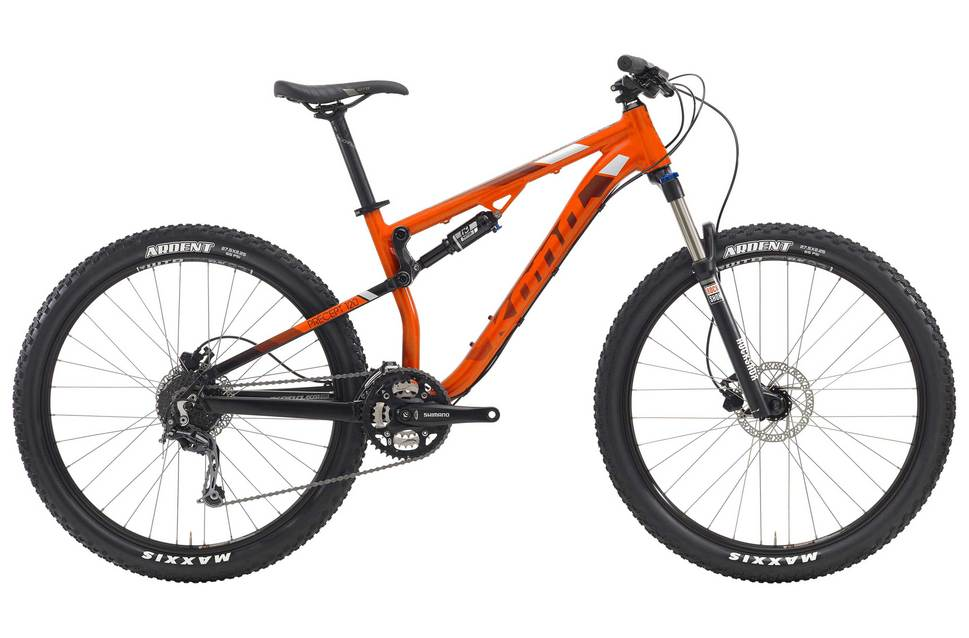 Kona precept 120 2016 mountain bike orange ev313498 2000 1